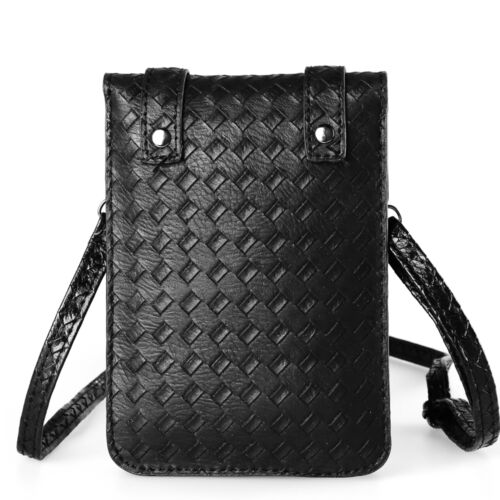 Cell Phone Pouch Case Wallet Purse Crossbody Bag Belt Loop for iPhone Xs Max//Xr