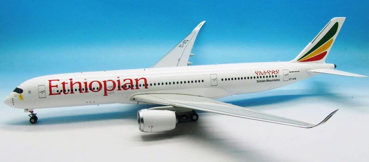 Fliegender 200 If3500516 1 200 Ethiopian Airlines A350-900 Et-Atq mit Ständer