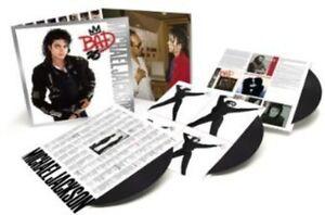 Michael Jackson Bad Th Anniversary New Vinyl Gram EBay - Vinylboden nassraum