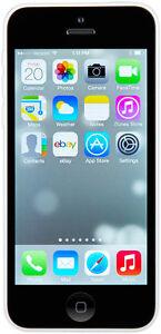 Apple iPhone 5c - 8GB - White (Verizon) Smartphone