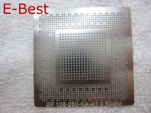 GF106-250-KB-A1 N12GS-A1 N12E-GS-A1 Stencil Template