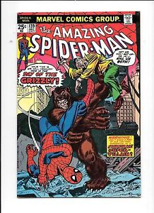 The-Amazing-Spider-Man-139-December-1974-1st-Grizzly