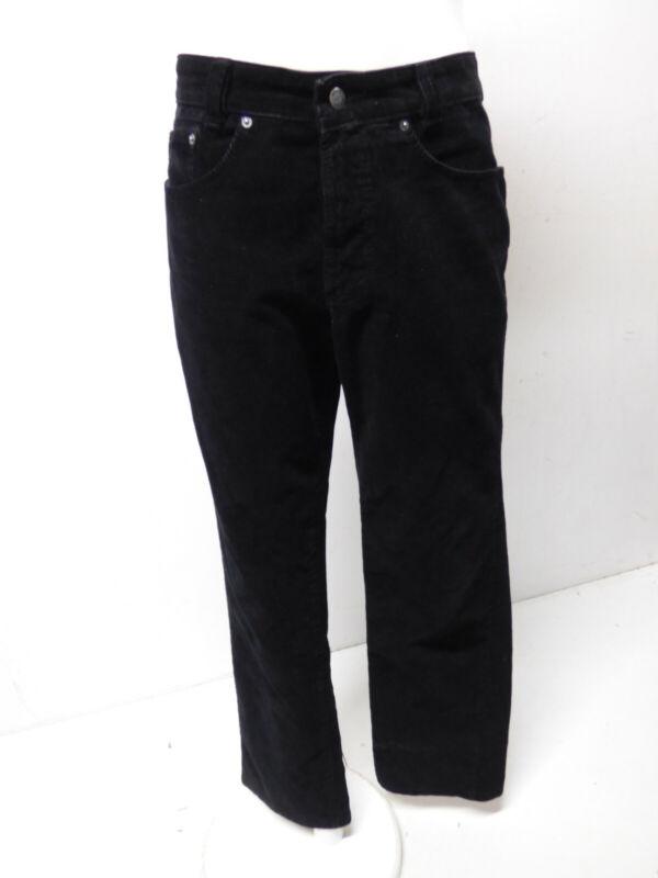 Joker Herren Cord Jeans In W33 X L34 / Schwarz & Trend - Chic ( P 7790 )