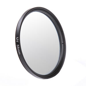 Universal-58mm-Haze-UV-Filter-Lens-Protector-Ultra-Violet-For-DSLR-DC-DV-Camera