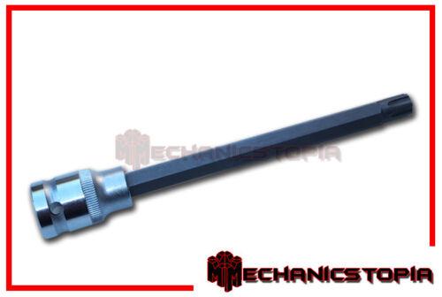 "VW AUDI 1//2/""Dr x M10 Cylinder Head Bolt Ribe//Polydrive Socket Engine Tool 168mm"