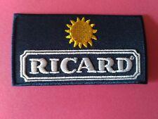 A547 PATCH ECUSSON RICARD SOLEIL 9*5 CM