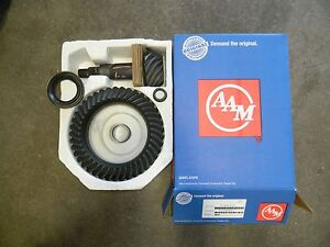 PLATINUM TORQUE 3.73 RING AND PINION GEARSET COMPATIBLE WITH DODGE//CHRYSLER 8.25 inch