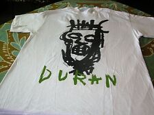 DURAN DURAN DIALATE YOUR MIND VINTAGE 93 UNUSED TEE SHIRT XL RARE