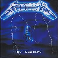 METALLICA - RIDE THE LIGHTNING CD ~ 80's METAL ~ JAMES HETFIELD *NEW*