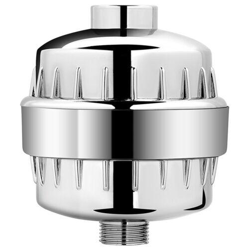 Delicate Shower Filter 10 Stage Shower Water Softener Filter Shower Head Filter