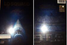 LO SQUALO (30° ANNIVERSARIO) - 2 DVD NUOVO E SIGILLATO, PRIMA STAMPA, RARO!