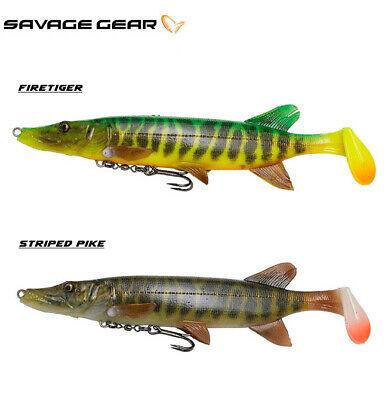 Savage Gear 4D PIKE SHAD 20 cm 65 g