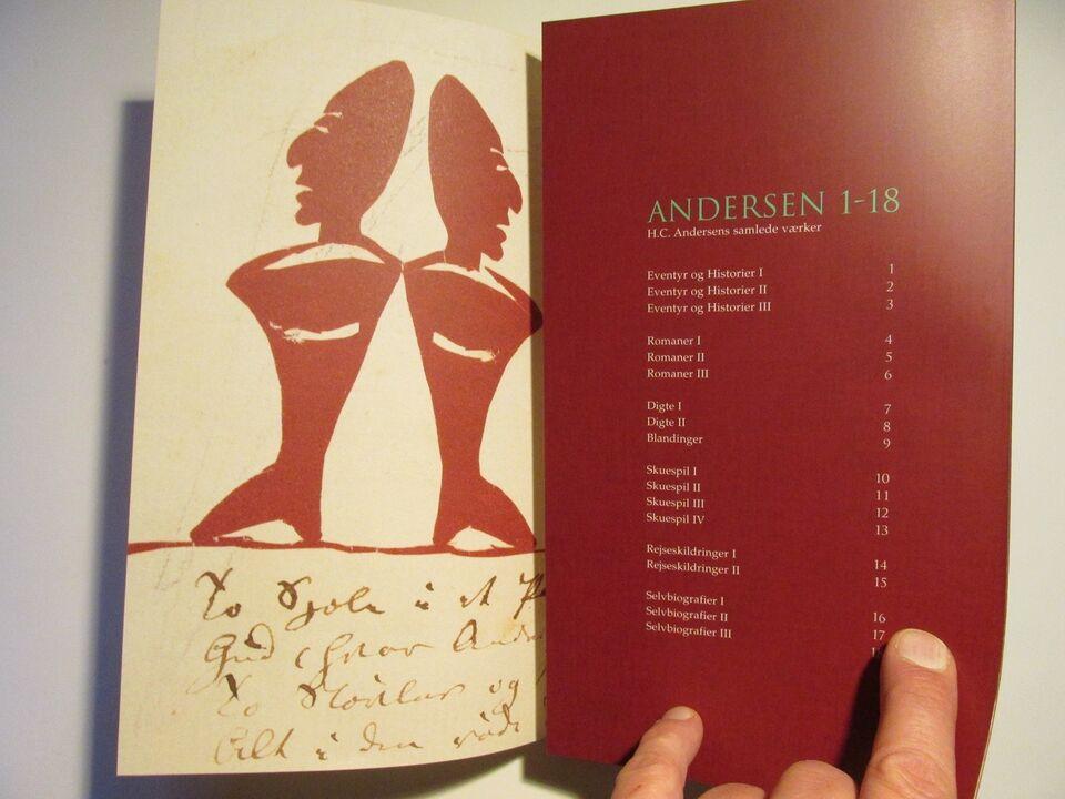 Perpendikelen, H.C. Andersen & Klaus P. Mortensen, genre: