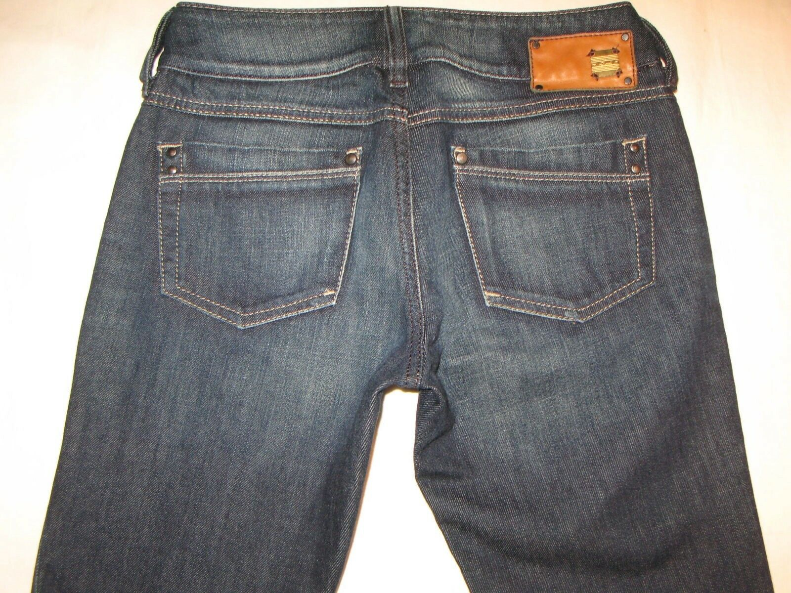 Diesel Ronhar Jeans Womens Sz 26 Low-mid Bootcut Stretch Run Small NEW