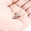 thumbnail 2 - 10X Stainless Steel Replacement Ball Internal Thread Ear Nose Barbell Spare Bead