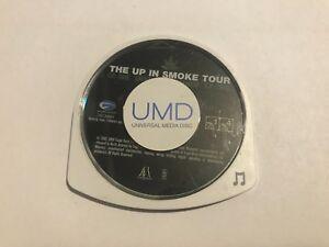 Up In Smoke Tour (UMD, 2005) Sony PSP Playstation Portable Dr Dre Eminem Snoop