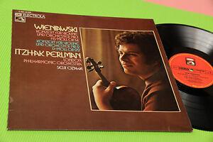 WIENIAWSKI-PERLMAN-LP-CONCERTO-VIOLINO-NM-TOP-CLASSICA