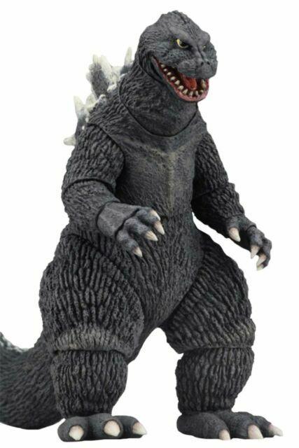 King Kong Vs. Godzilla NECA Godzilla 1962 Godzilla Action Figure