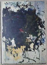 JOAN MITCHELL: My Black Paintings, 1964 Exhibition Catalog Robert Miller Gallery