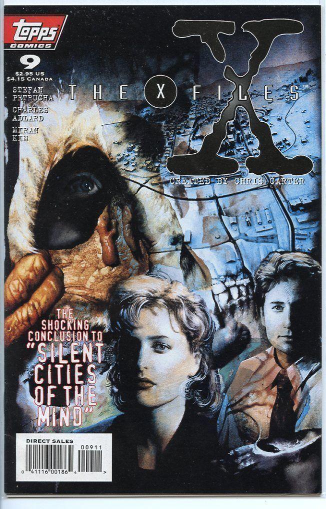 Factor X 1995 series # 3 near mint comic book