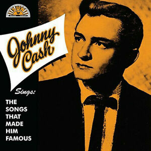 Cash-Johnny-Sings-the-Songs-that-made-him-famous-New-Vinyl
