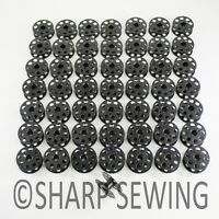 Consew 206rb Bobbins W/holes M-style 50 Each 18034