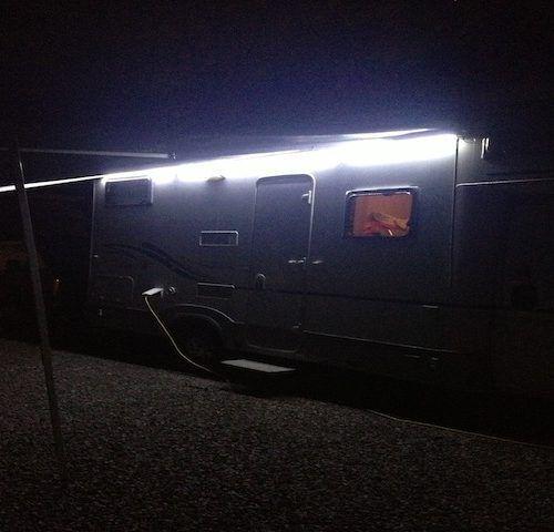 12v Led Interior Van Load Lights Eg Mercedes Sprinter Citan Vito Vario 1800 Ebay