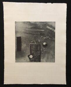 Wolfgang-maestro-di-fabbrica-natura-morta-con-gomma-IV-acquaforte-1980