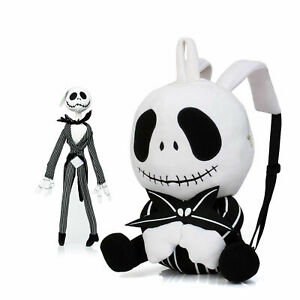 """Disney Nightmare Before Christmas Jack Plush Doll Backpack 19/"""" inches NEW"""
