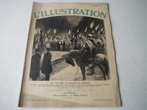 Adaptable L'illustration N° 4837 16.11.1935 Le 11 Novembre Au Carrefour De L'armistice Valeur Formidable