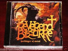 Reverend Bizarre: Harbinger Of Metal CD 2005 Season Of Mist Records SOM 118 NEW