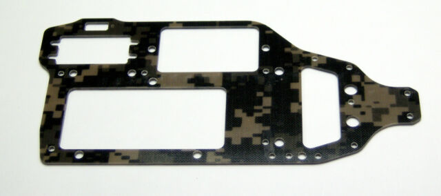 HPI FIRESTORM 10T CARBON FIBER CHASSIS XTR11201 NITRO TRUCK RTR 2WD