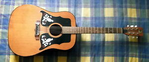 Old-Kay-Acoustic-Guitar-Model-550-Made-in-Italy-EKO