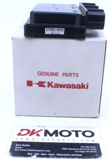 Kaw Ninja Zx10r Zx6 Vulcan 2000 Oem Relay Assembly Fuse