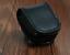 Men Waist Bag Fanny Pack Cow Leather purse Pouch wallet Customize black z530