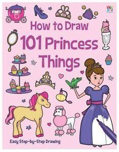 How-To-Draw-101-Princesse-Things-Tout-Neuf-Livraison-Gratuite-Ru