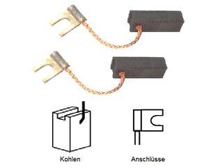 Kohlebürsten für Bosch 11233 EVS,11244 E,GKS 54,GKS 54 CE 6,3x12,5x22mm 2055