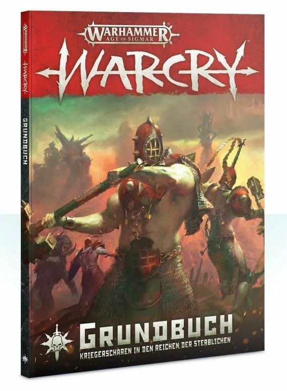 Warhammer Âge de Sigmar Warcry  Grondrejauneuch (Allehommed) Games Workshop Règles  sortie d'usine