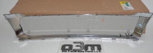 2011-2012 Ford Edge Vorne Niedrig Chrom Grill Zierleiste Neu OEM Bt4z-8200-e
