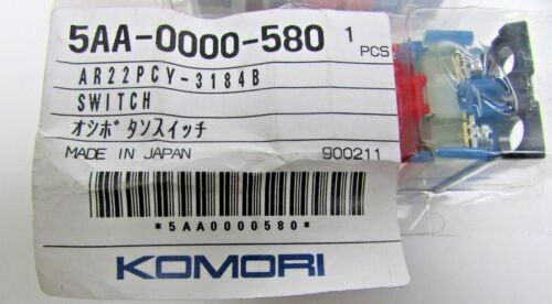 Details about  /Komori Switch AR22PCY-3184B In Original Package