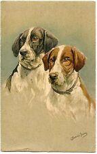 PORTRAIT DE CHIENS .  DOGS.