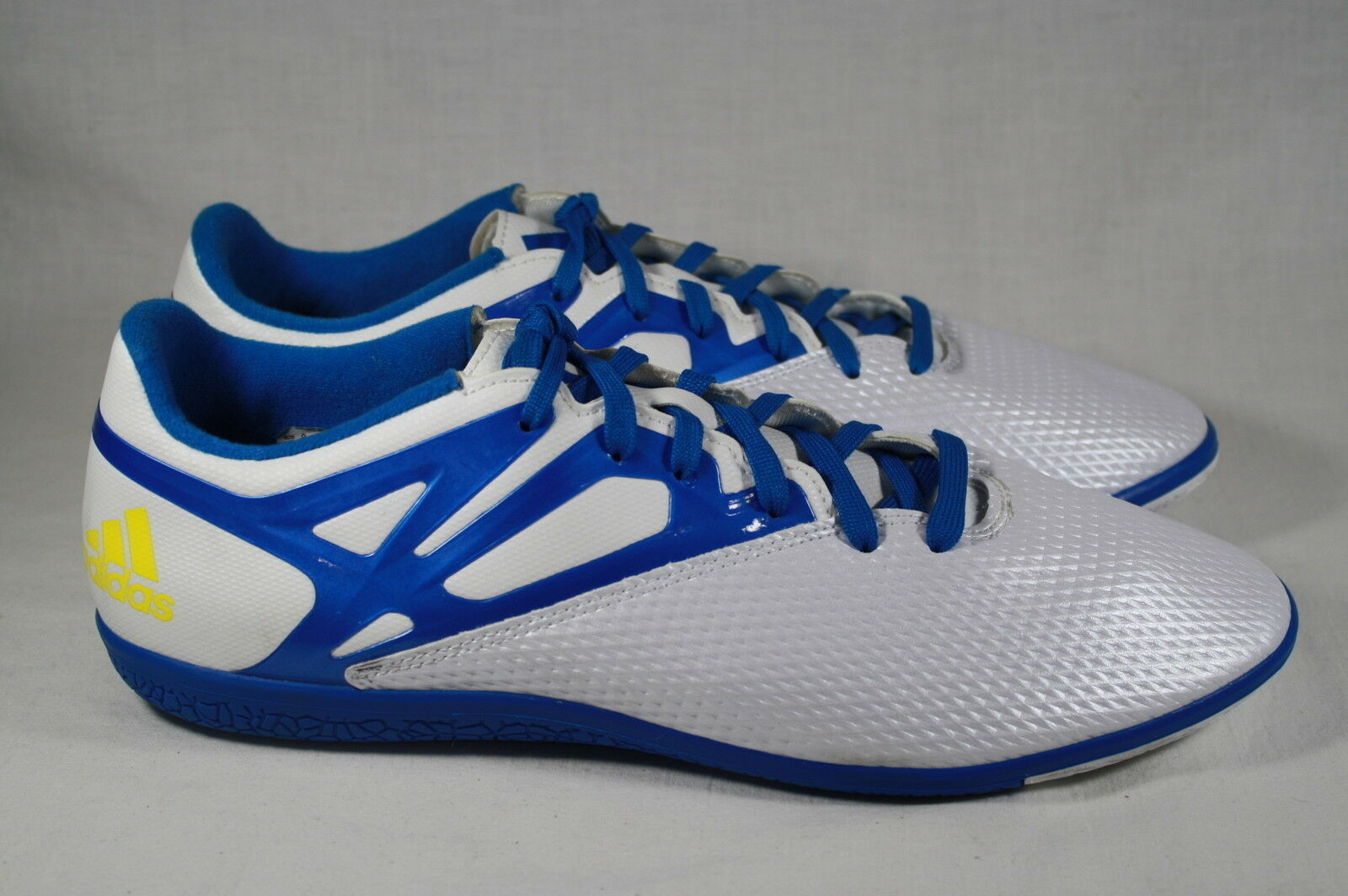 MENS ADIDAS MESSI 15.3 SHOES - SEE LISTING FOR SIZE AND COLOR (2098)