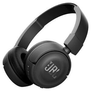 NEW JBL Wireless On-Ear Headphones T450BT