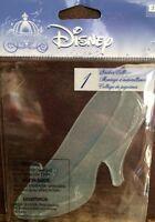 "EK Success "" Disney Cinderella's Glass Slipper 3-D Sticker Collage"