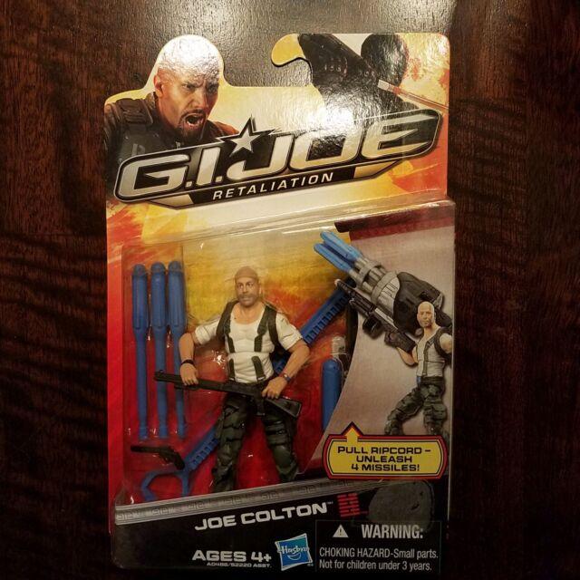 G.I Joe Retaliation Joe Colton 3.75 Inch Action Figure