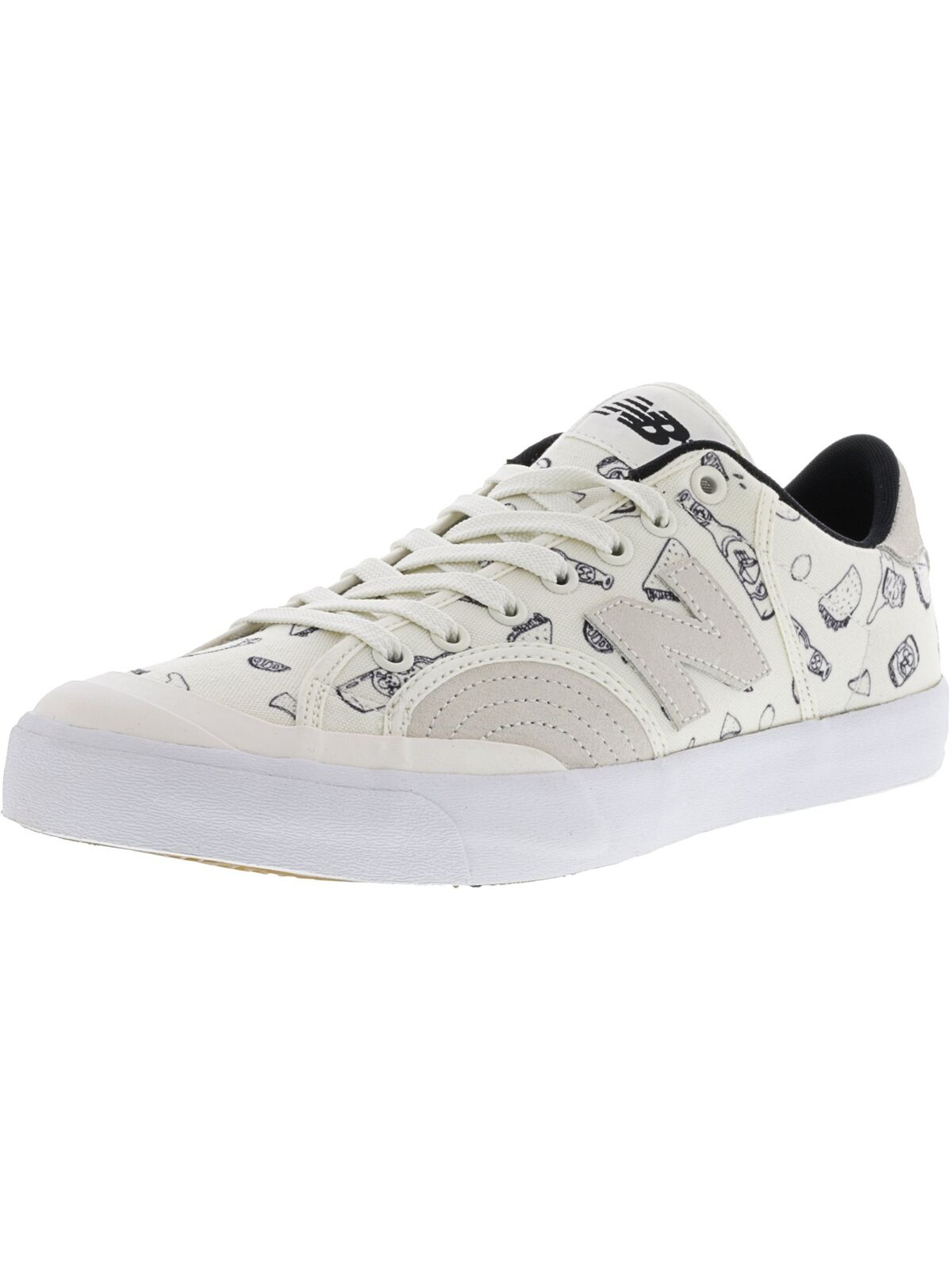 New Balance Men's Nm212 Ankle-High Canvas Fashion Sneaker