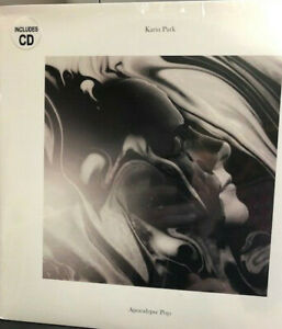 Karin Park Apocolypse Pop new sealed vinyl lp white marble with cd