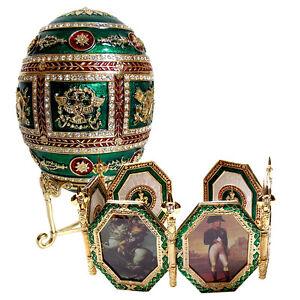 5d9d00054a Oeuf Napoléonien copie Oeuf Faberge - OEUF Napoléonien, collection ...