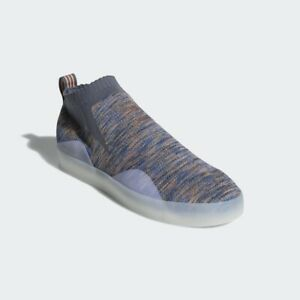 various colors db67f 1d0de Image is loading Adidas-3ST-002-Primeknit-Skate-Shoes-Mens-Size-