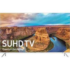 "Samsung UN55KS8000 55"" Class Smart Quantum 4K SUHD TV With Wi-Fi"